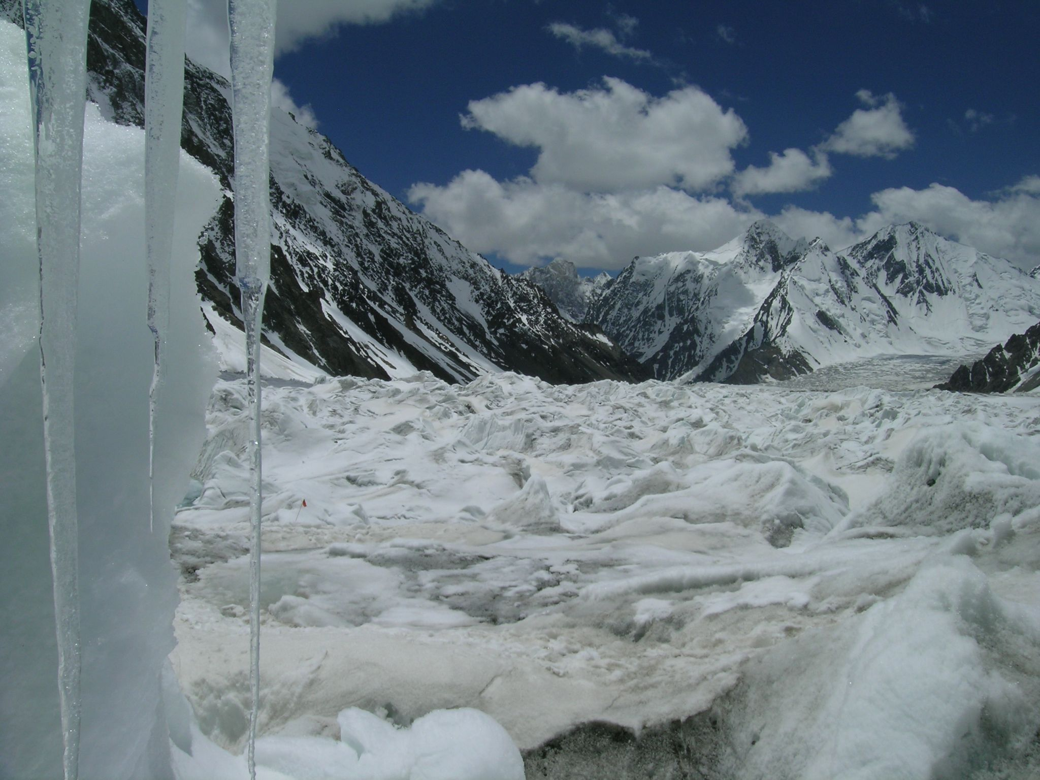 Photo of I cambiamenti climatici in Karakorum