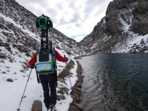 Photo of Le Orobie diventano navigabili grazie a Google Trekker
