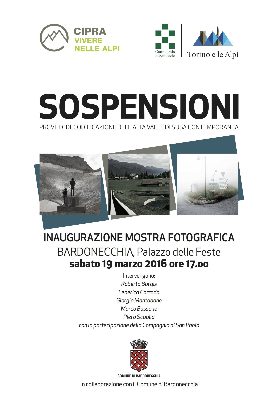 """Photo of Apre sabato 19 marzo """"Sospensioni"""", mostra fotografica sull'Alta val di Susa"""