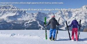 Photo of [:it]Sicurezza sulla neve: in Alto Adige i campi ARTVA[:en]Sicurezza sulla neve: in Alto Adige i campi di addestramento ARTVA[:]