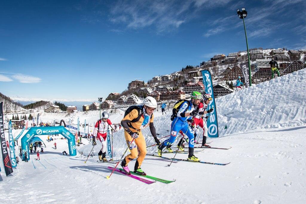 Photo of [:it]Mondolè Ski Alp: gli atleti si sfidano nelle gare di Coppa del Mondo ISMF[:]