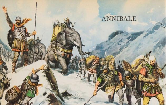 Photo of Svelato il mistero di dove Annibale varcò le Alpi