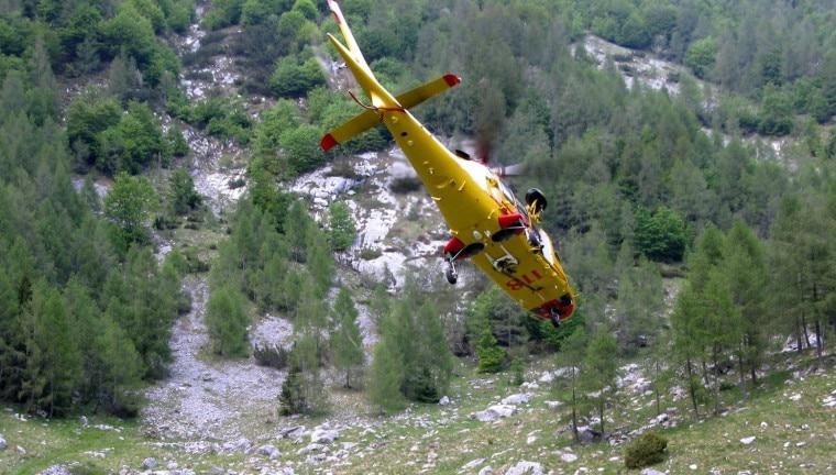 Photo of Due scialpinisti infortunati recuperati dal Soccorso Alpino