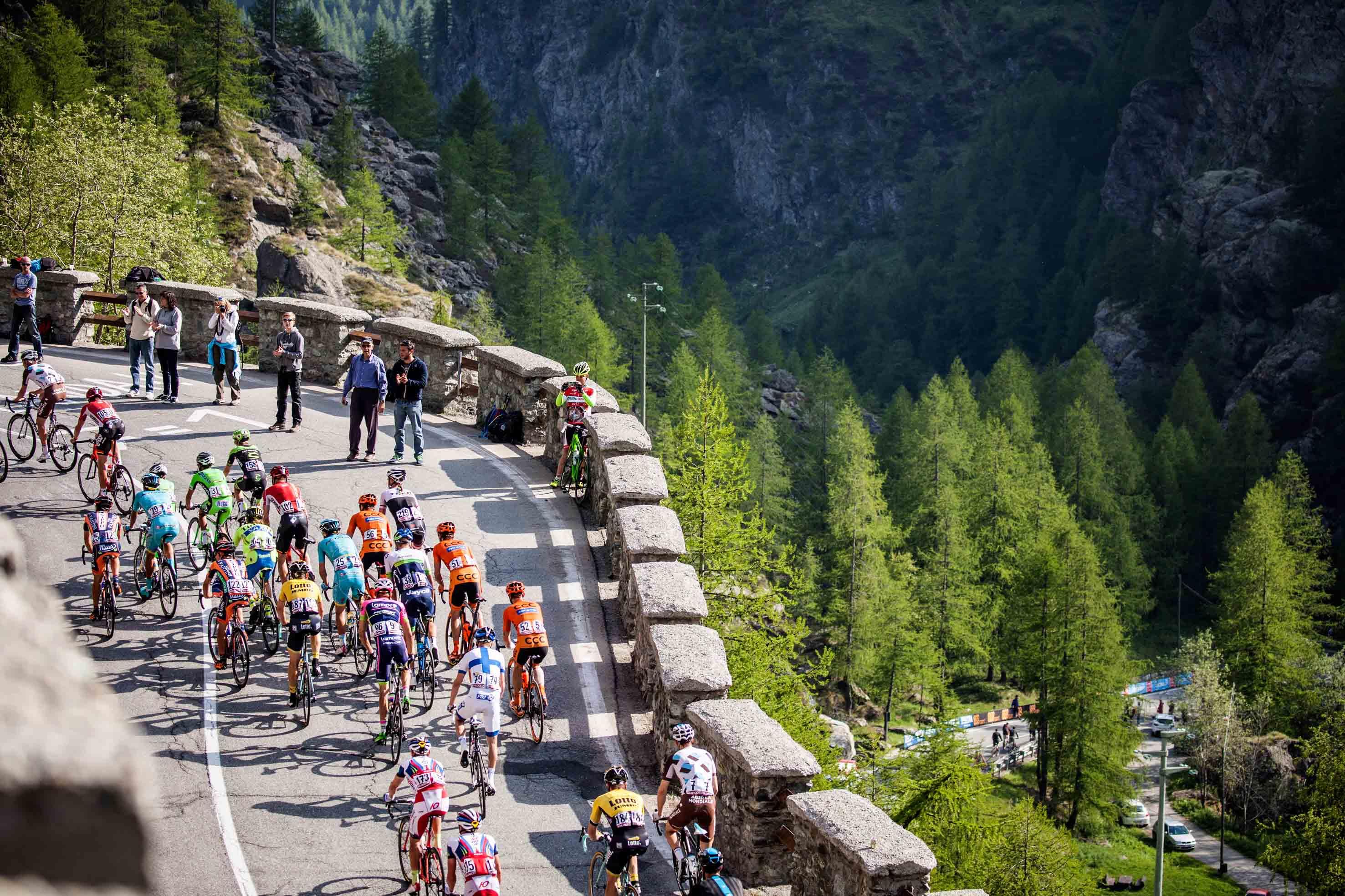 Photo of Il 22 maggio all'Alpe di Siusi l'arrivo della cronoscalata del Giro d'Italia