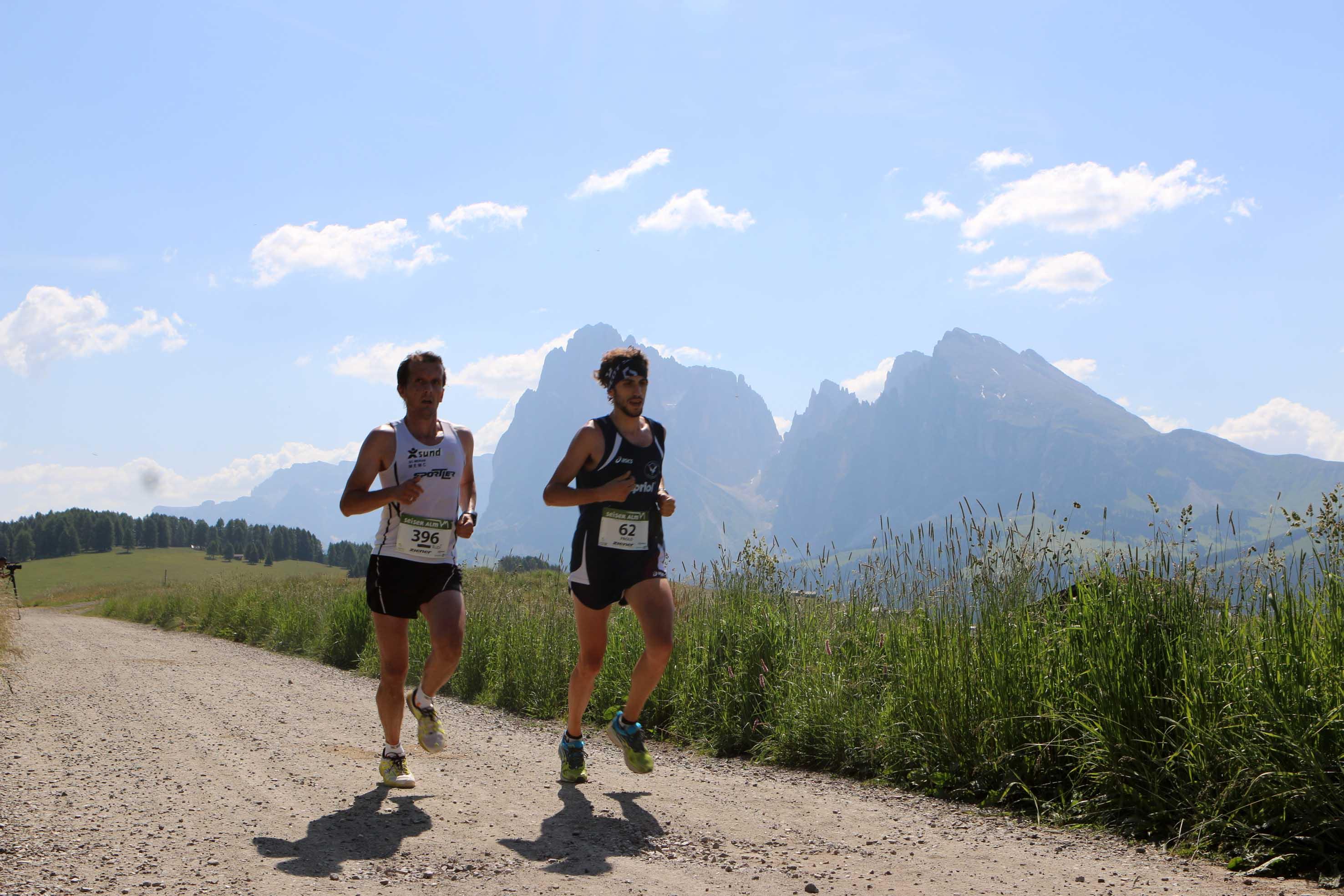 Photo of Il 3 luglio si corre la Mezza Maratona dell'Alpe di Siusi