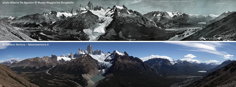 Photo of Sulle tracce dei Ghiacciai arriva al Fitz Roy ed al Cerro Torre