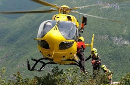 Photo of Intervento notturno nel vicentino per salvare due giovani escursionisti in difficoltà