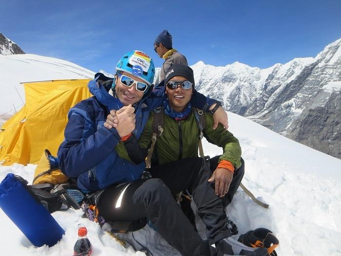 Photo of Annapurna: vetta anche per Mario Vielmo