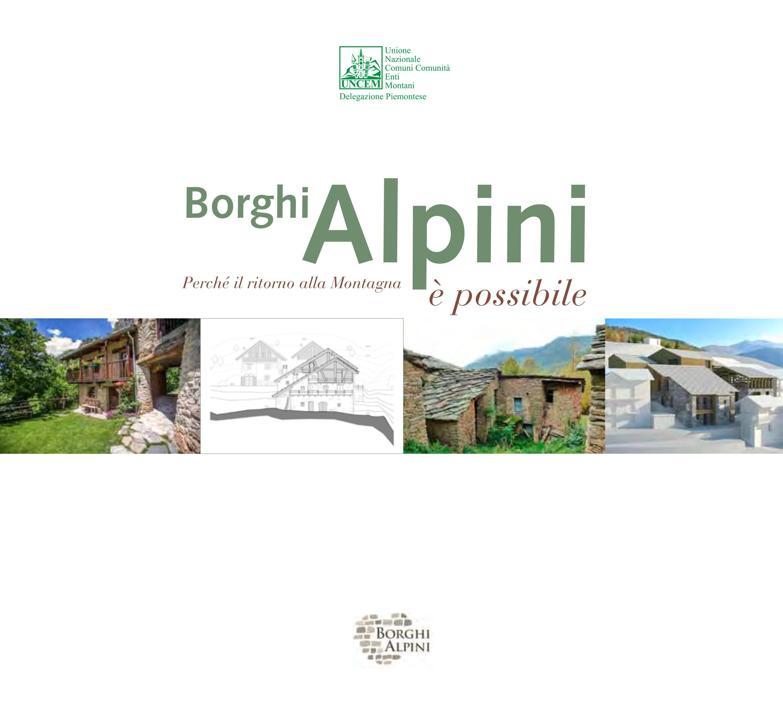 """Photo of """"Borghi alpini. Perché il ritorno alla montagna è possibile"""" oggi al Salone del Libro"""