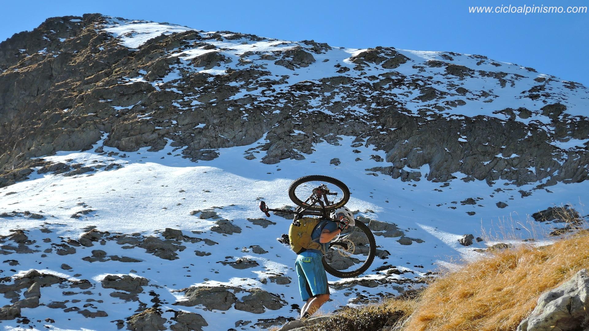 Photo of Mai provato il cicloalpinismo?