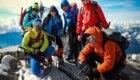 Punta Tresenta, Valsavarenche, 12 giugno 2016 Con Elis Martis (PeaksHunters). Foto Matteo Fiippini