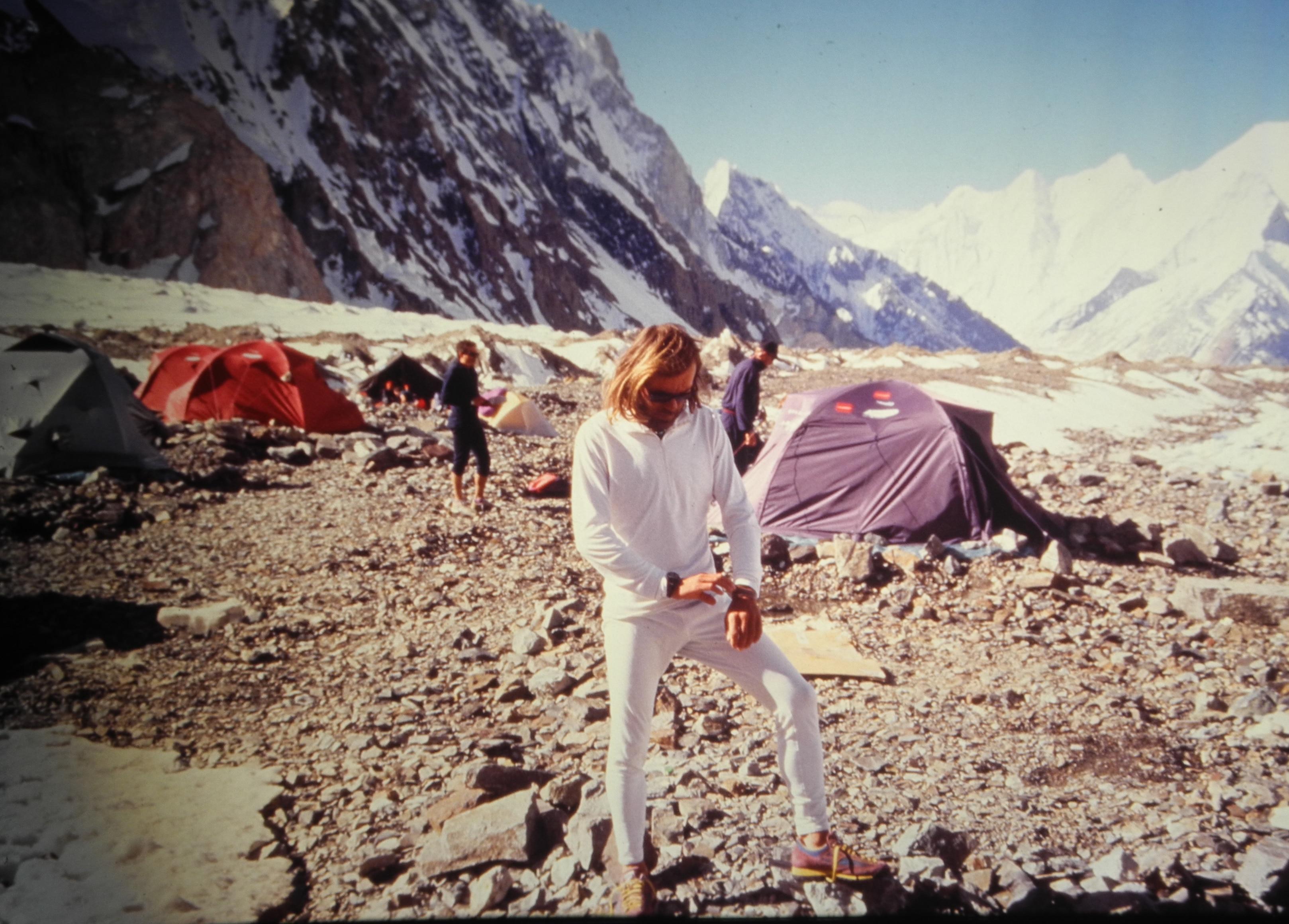 Photo of Lorry, il K2 e le donne