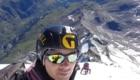 Verso la cima del Cervino-Matterhorn. Con Marco Odorizzi. Foto Alessandro Corazza