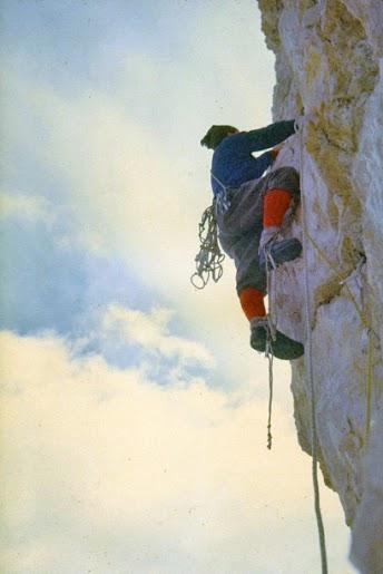 """Photo of """"Prima il dovere"""": l'età d'oro dell'alpinismo nel film su Dino Piazza"""