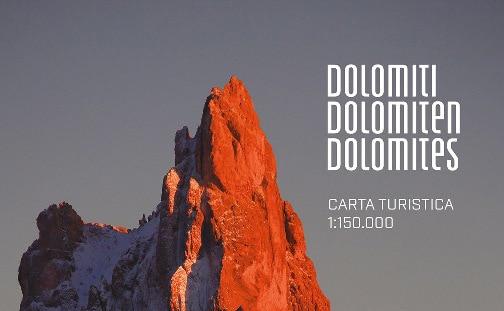 Photo of Dolomiti UNESCO, nuova mappa turistica per scoprire le montagne