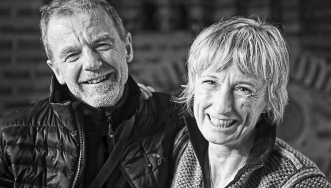 Photo of Nives e Romano: appello per l'associazione donatori midollo osseo