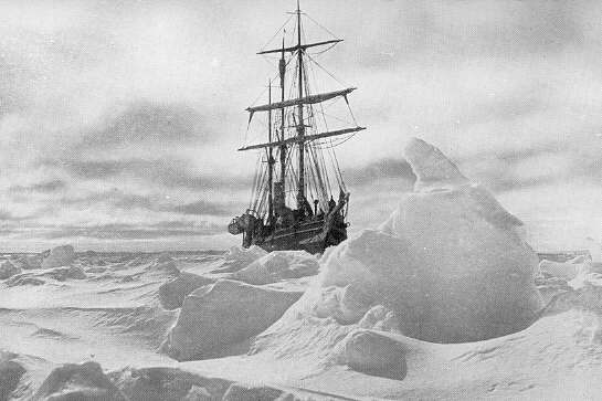 "Photo of L'avventura di Shackleton ""quasi live"" su Twitter"