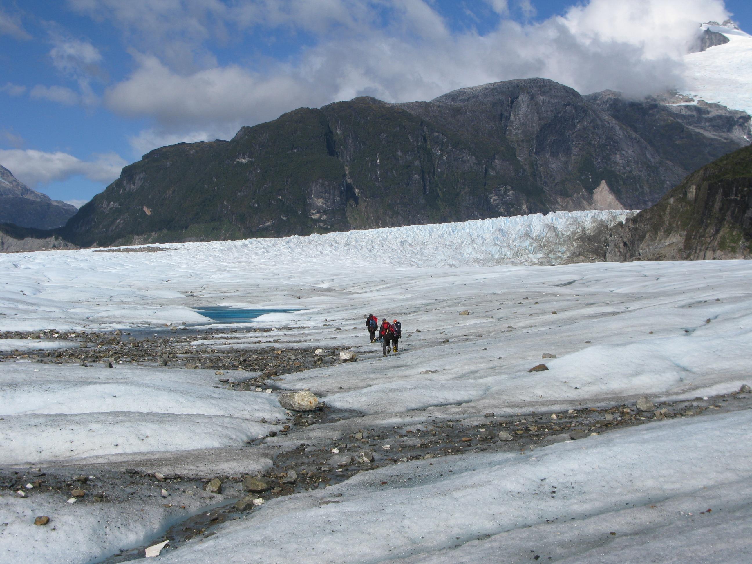 "Photo of Spedizione Scientifica ""Patagonia 2016"" al ghiacciaio Exploradores"