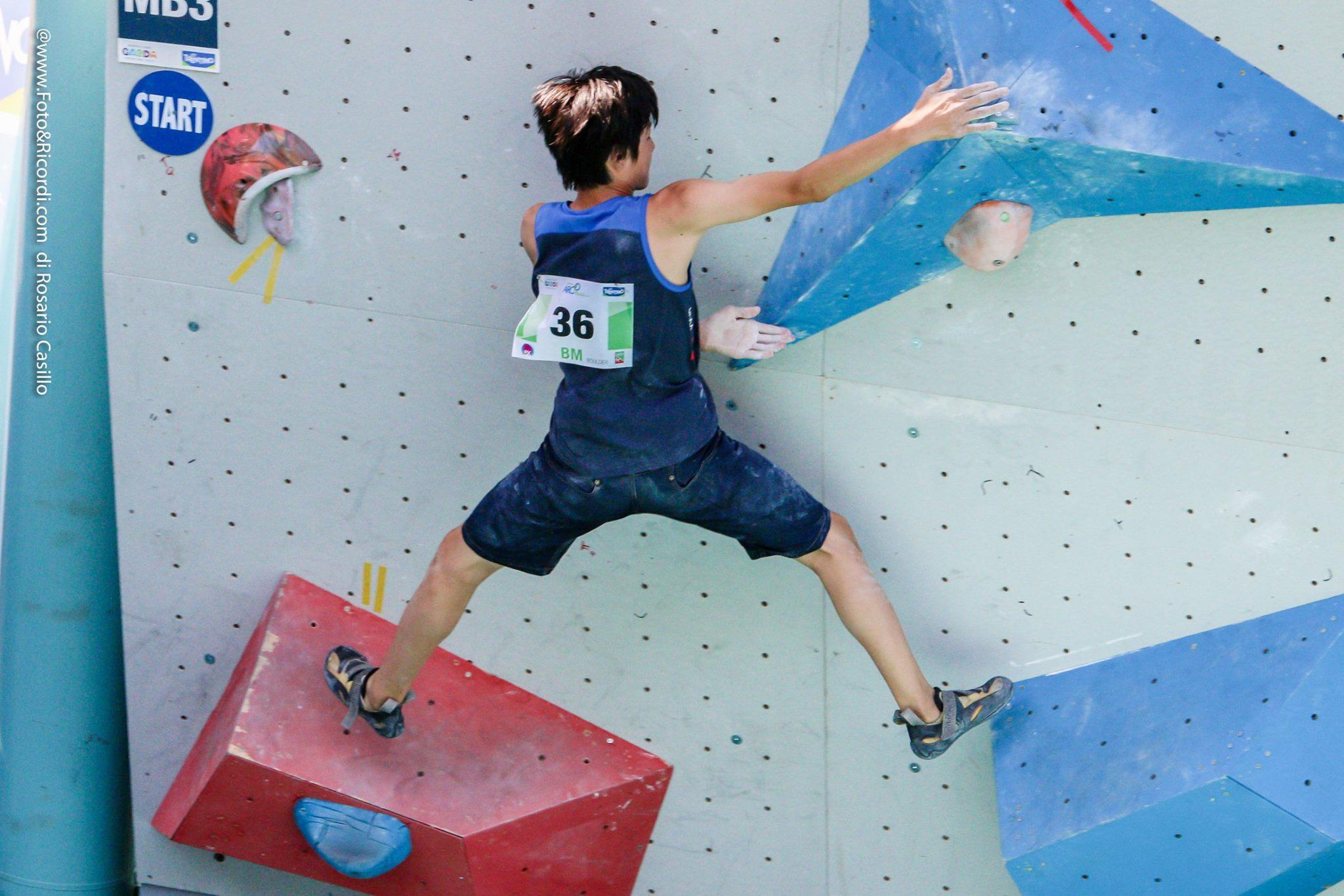 Photo of Ad Arco il futuro dell'arrampicata sportiva