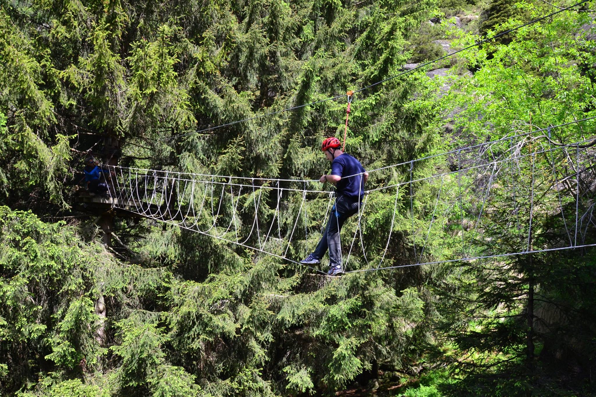 Photo of Un parco senza barriere – l'arrampicata per tutti