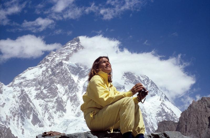 Photo of Wanda Rutkiewicz, prima donna sul K2. Il dolore di un successo