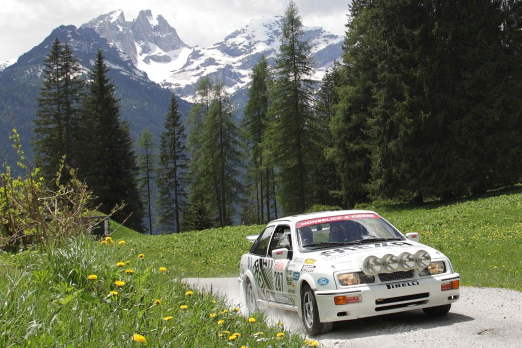 Photo of L'11 ed il 12 giugno le auto storiche corrono nelle Dolomiti