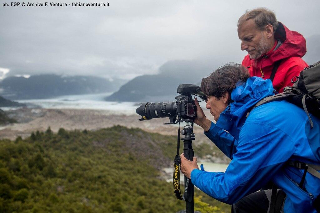Photo of Sulle tracce dei ghiacciai – Ande 2016: attività scientifiche sul ghiacciaio Exploradores