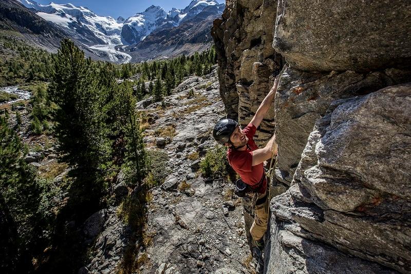 Photo of Settimane di Alpinismo a St. Moritz, per chi vuole avvicinarsi alle discipline dell'alta montagna