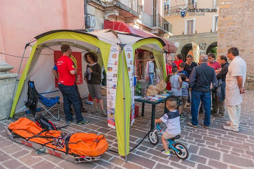 """Photo of Grande partecipazione all'evento """"Sicuri sul sentiero"""""""