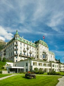 Grand Hotel Kronenhof_outside view