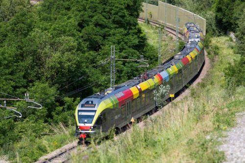 Photo of Trenobus delle Dolomiti: nelle Dolomiti in bicicletta grazie al treno