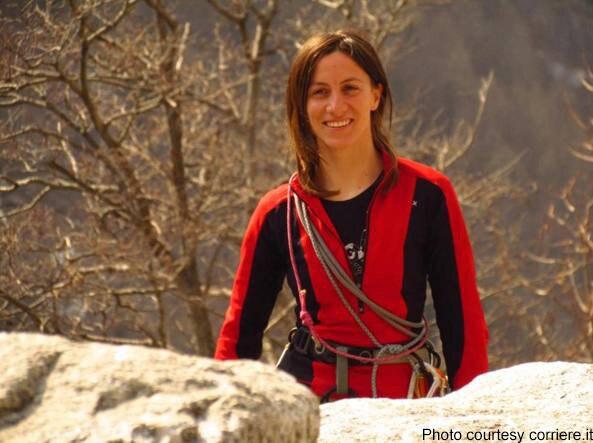 Photo of Eleonora, dopo l'incidente che la paralizza sfida El Capitan