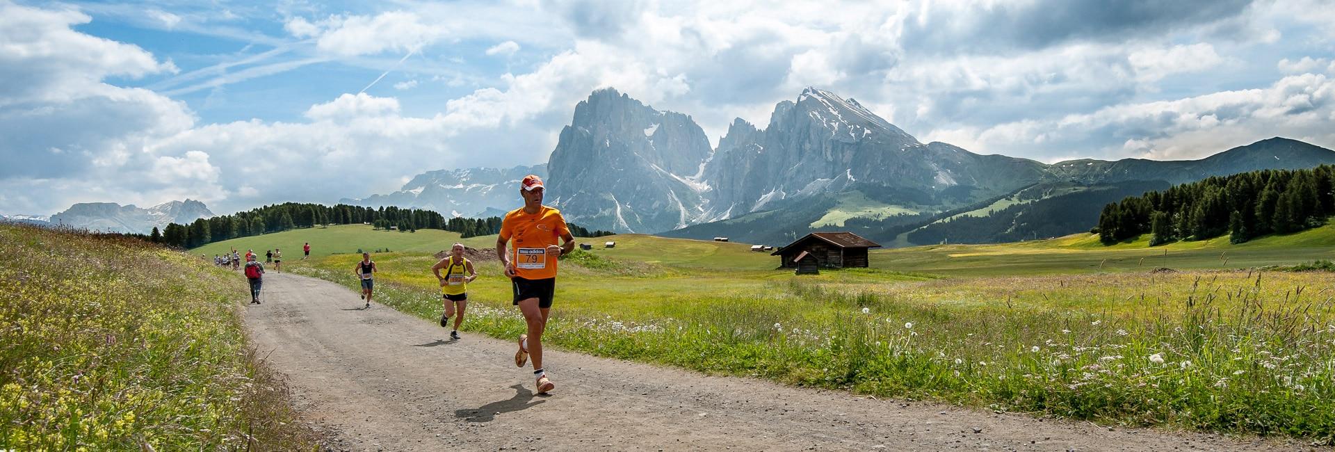 Photo of Al via il 3 luglio la Mezza maratona Alpe di Siusi:una corsa green e solidale