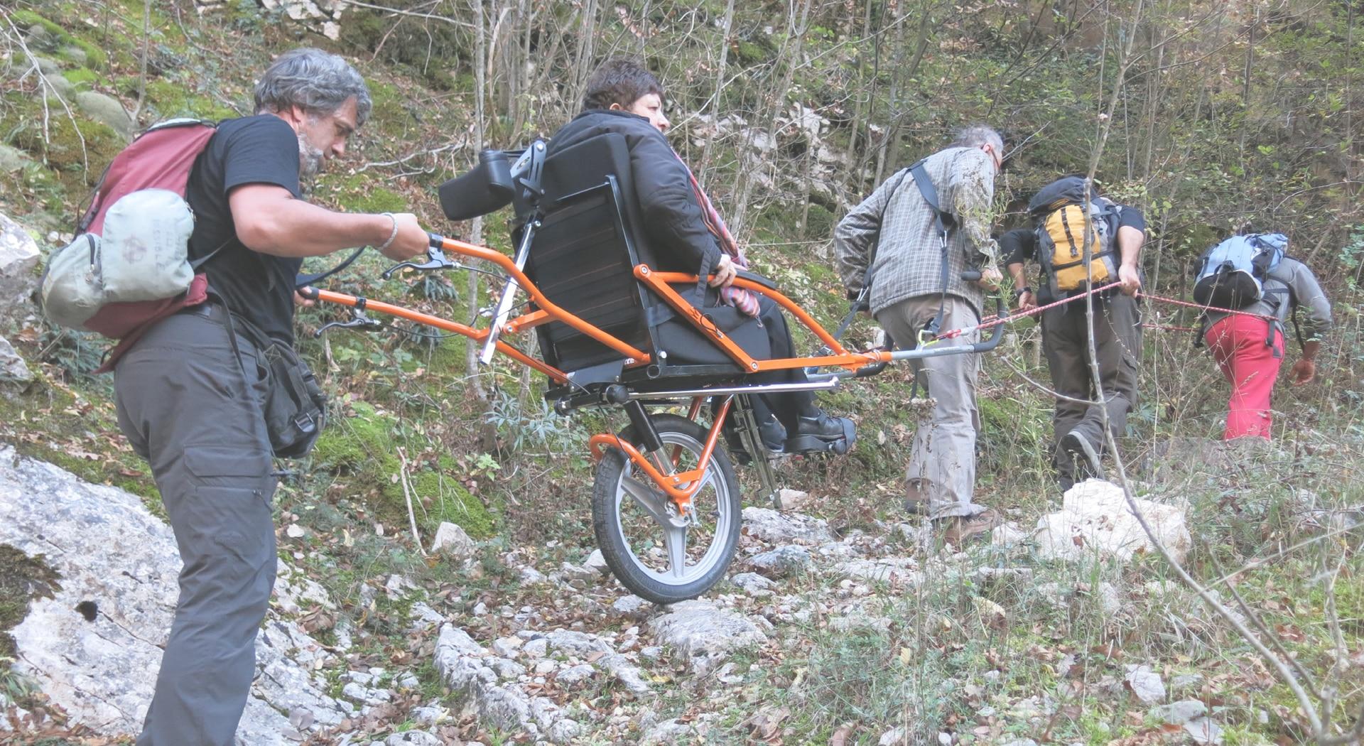 Photo of Natura senza barriere, una giornata di escursionismo per tutti