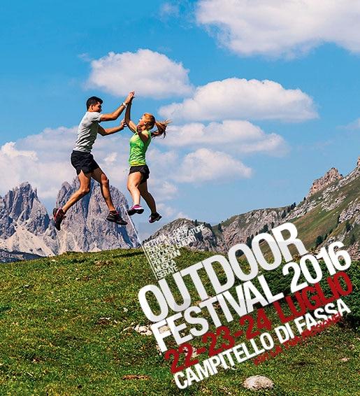 Photo of Sport e avventura all'Outdoor Festival di Campitello in Val di Fassa, dal 22 al 24 luglio