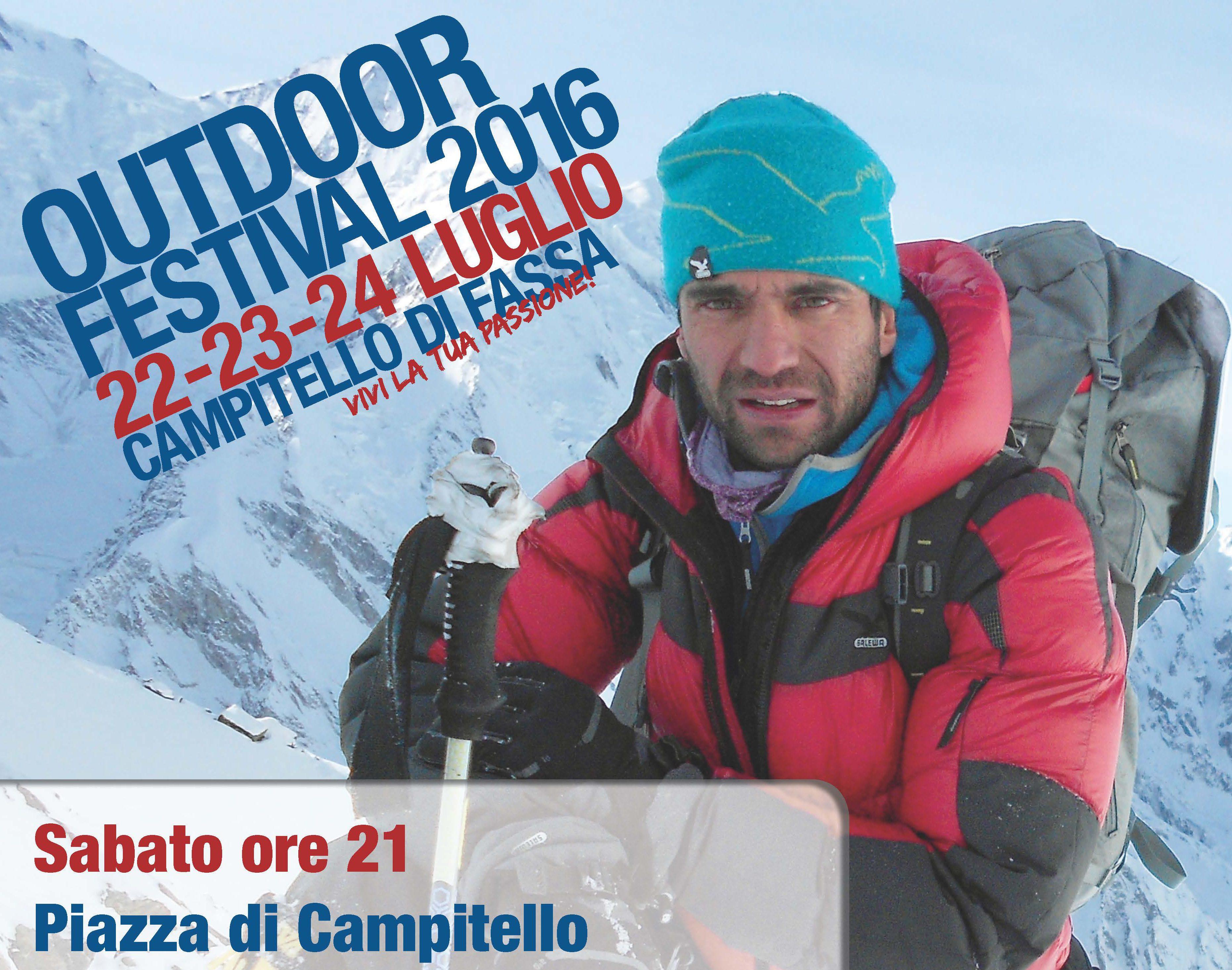 Photo of Outdoor Festival di Campitello: Nardi in diretta streaming su www.montagna.tv