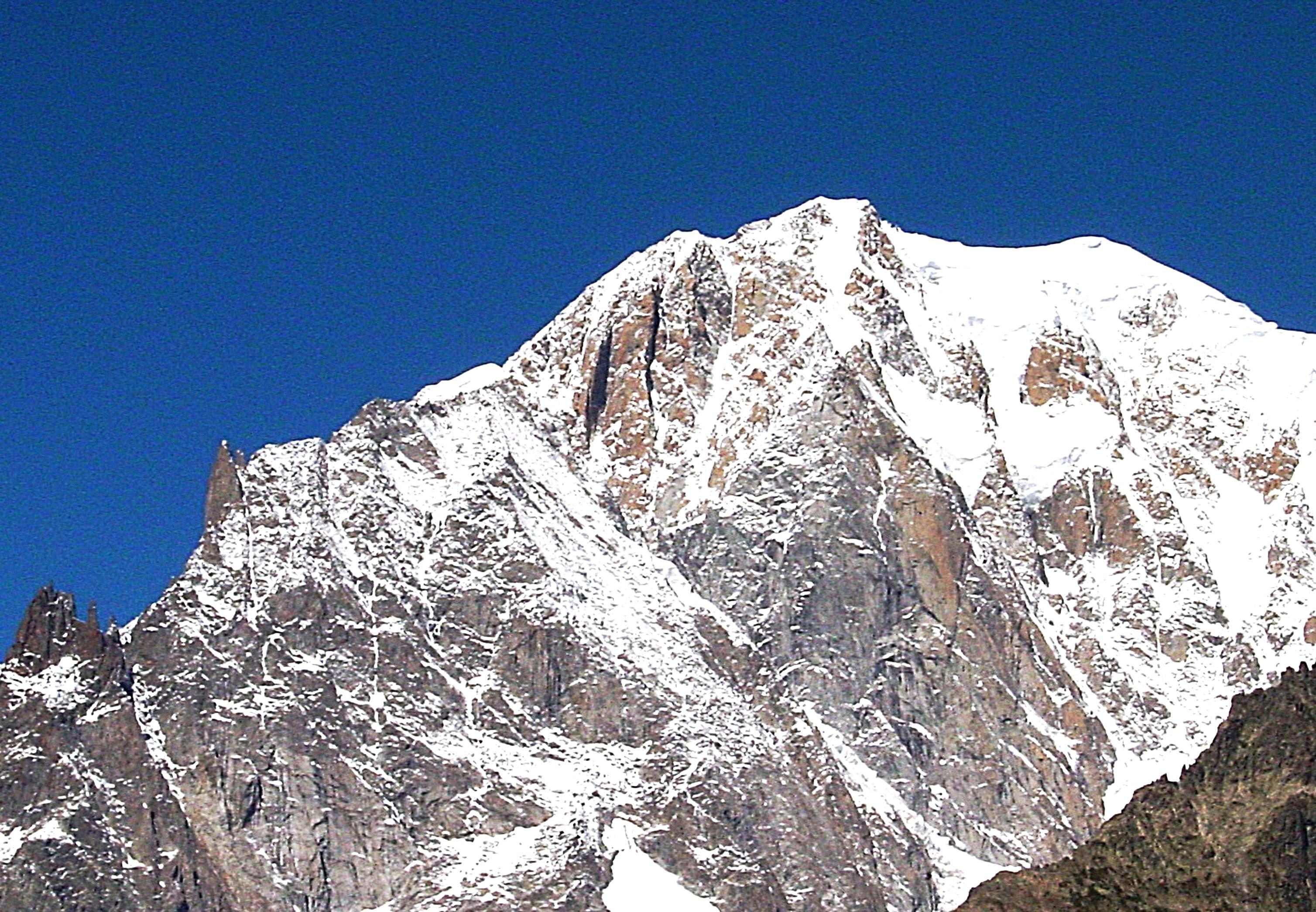 Photo of Sul Monte Bianco nuovo carotaggio sui ghiacciai d'Europa