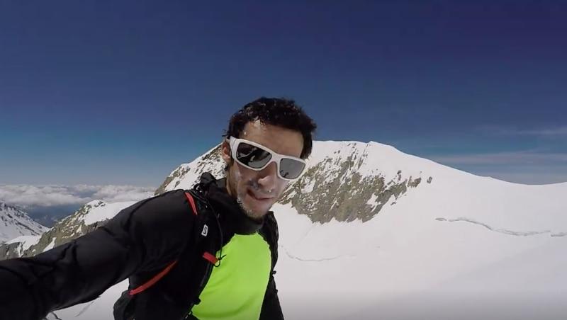 Photo of Nuovo record per Kilian Jornet Burgada sul Monte Bianco