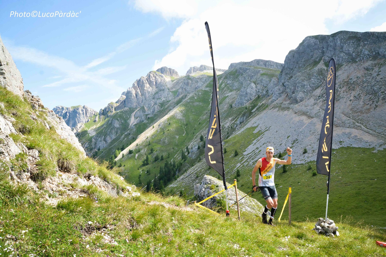 Photo of Nuovo record alla Vertical Val dal Vent di Moena