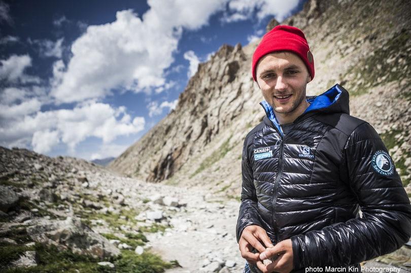 Photo of Andrzej Bargiel insegue lo Snow Leopard