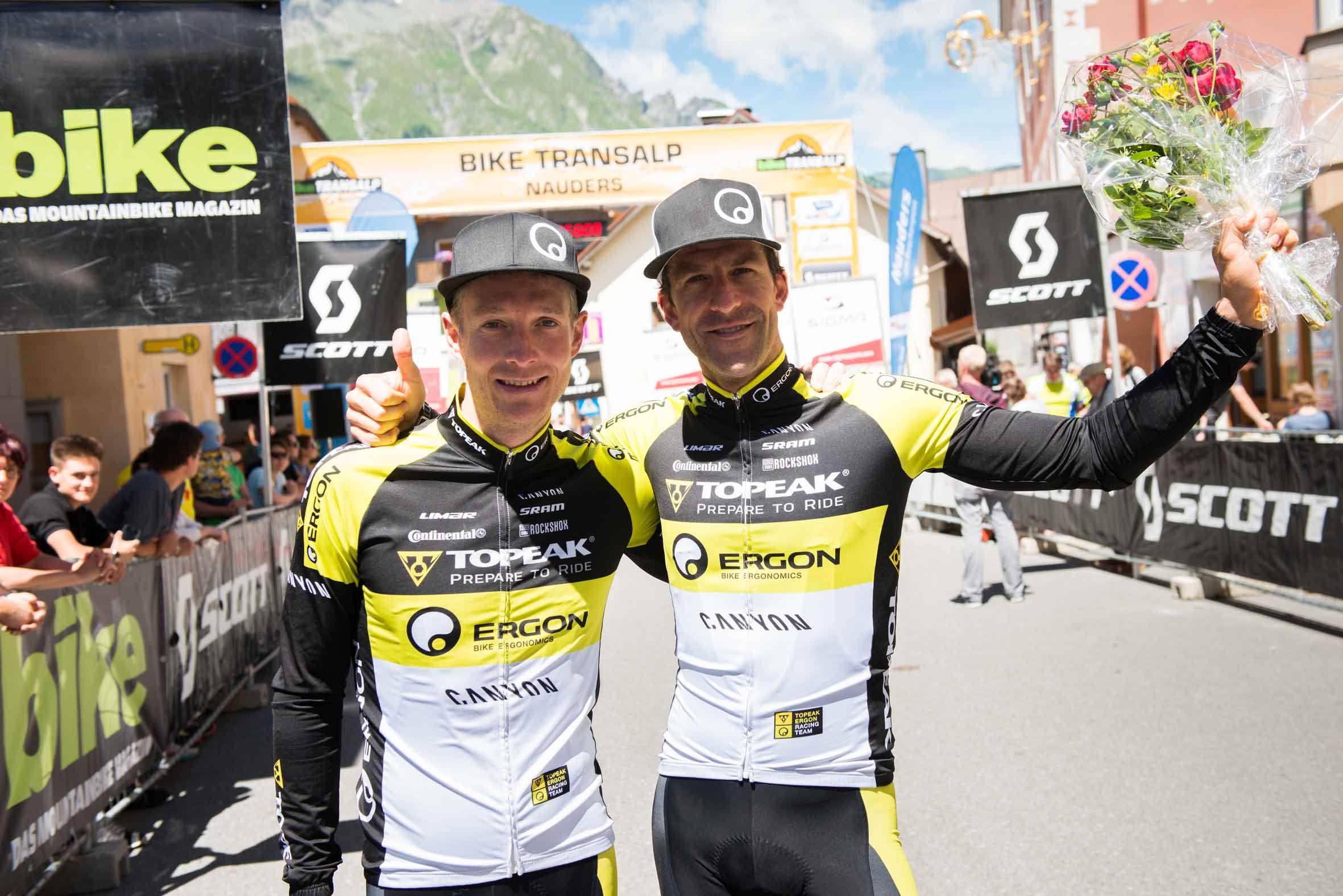 Photo of Partita la Bike Transalp, la più famosa gara di mountain-bike per coppie al mondo