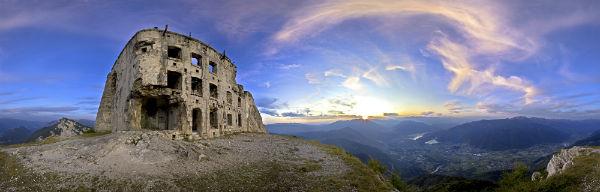 Photo of Alpe Cimbra, tre nuovi percorsi escursionistici per ricordare la Grande Guerra
