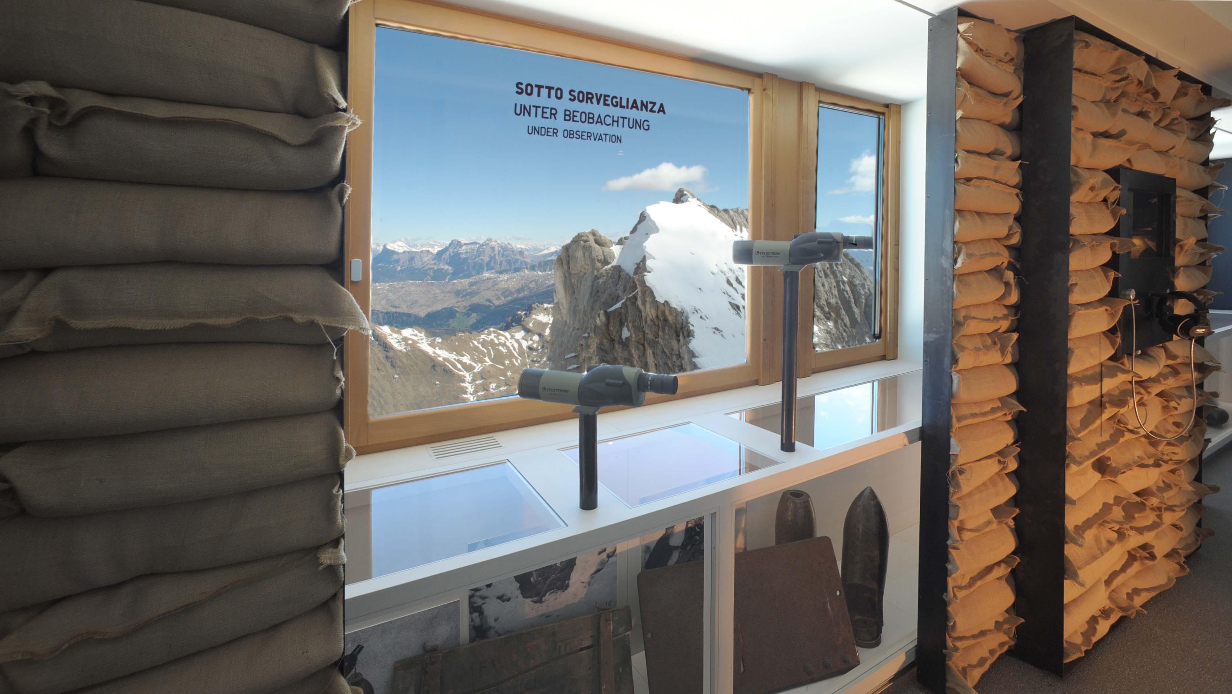 Photo of Il Museo Marmolada Grande Guerra 3000: il 28 luglio prevista una straordinaria apertura serale