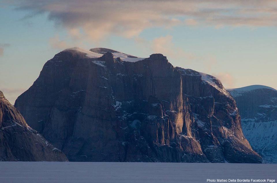 Photo of Successo sull'Isola di Baffin per i Ragni che aprono una nuova via
