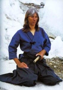 Julie Tullis al CB del K2