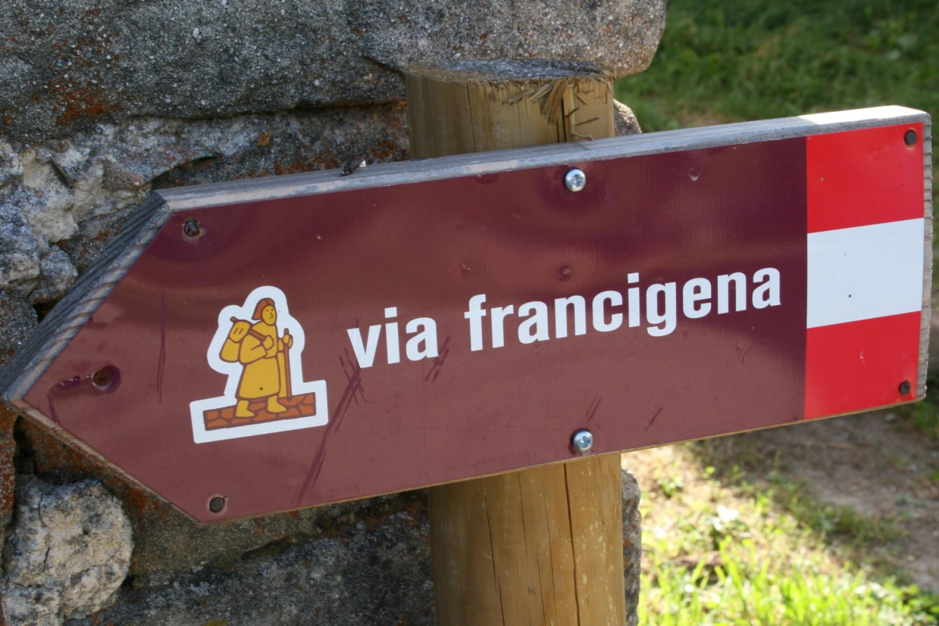 Photo of Completata la CicloVia Francigena, 1040 km dal Gran San Bernardo fino a Roma