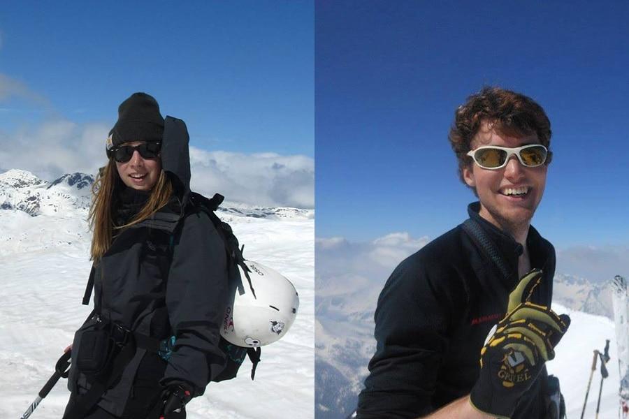 Photo of Trovati senza vita sotto il Gran Zebrù i due giovani alpinisti vicentini