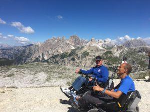 Photo courtesy of Il Corriere delle Alpi