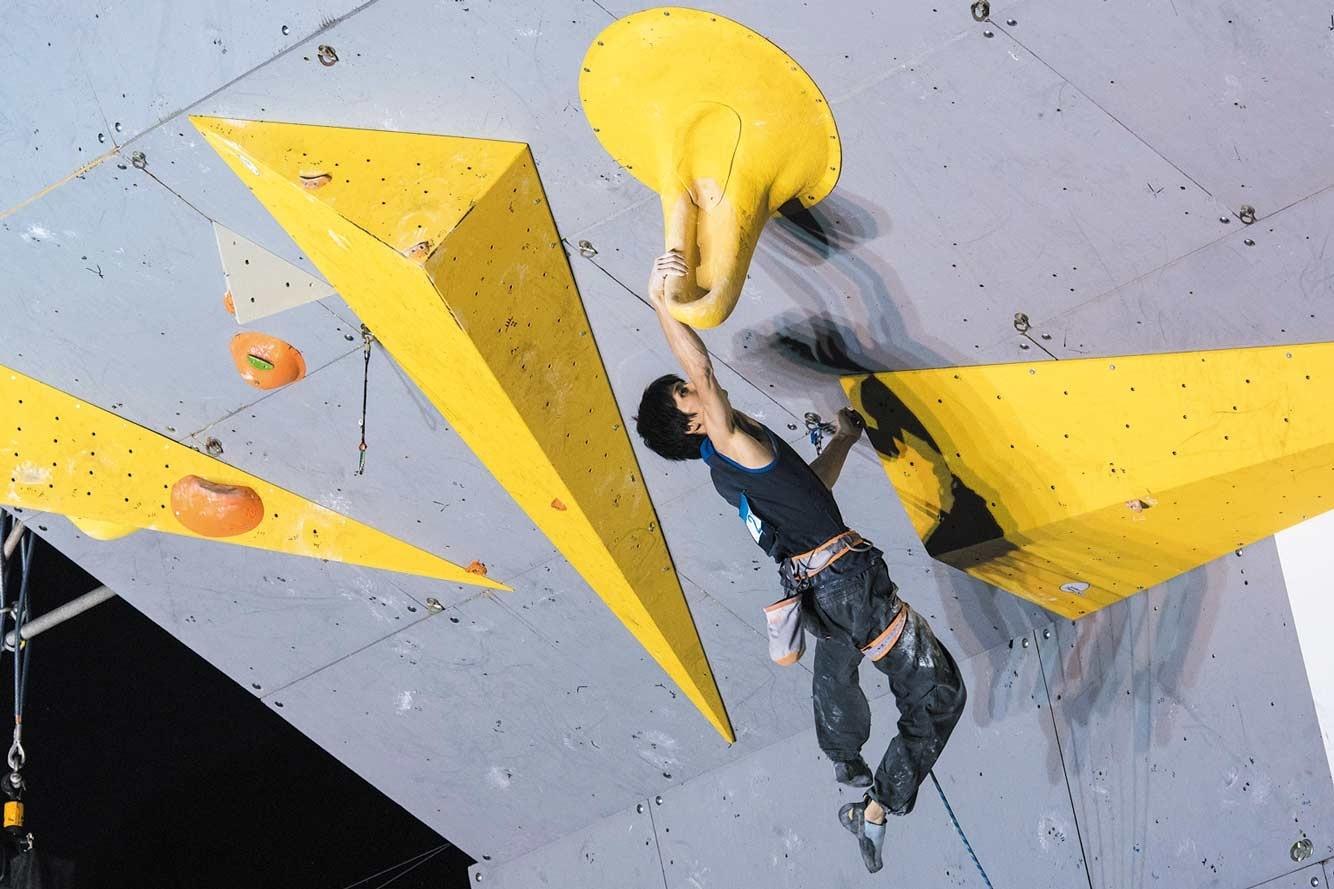 Photo of L'arrampicata sportiva è olimpionica
