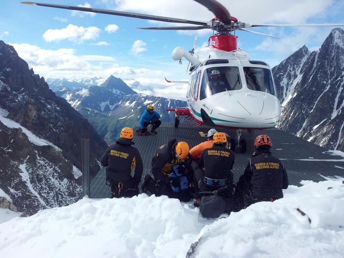 Photo of Due alpinisti muoiono in due differenti incidenti